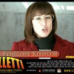 Penèlope Xixiflor, reportera del TN Gi