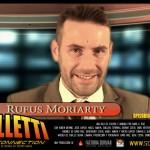 Rufus Moriarty, presentador dicharachero del TN Gi
